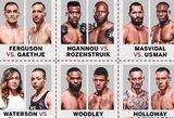 """D.Cormier verdiktas dėl """"UFC 249"""" turnyro: nauja varžovė R.Namajunas ir netikėtas M.Holloway pasirodymas"""
