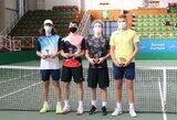 Šiauliuose – net du dideli jaunių teniso turnyrai