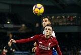 """A.Robertsonas įspėja """"Manchester United"""": """"Net ir žaisdami fantastiškai jie turės mūsų saugotis"""""""