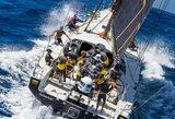 """Lietuvai Karibų regatoje atstovaujanti jachtos """"Ambersail 2"""" įgula vejasi konkurentus"""