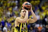 B.Bogdanovičius vėl surinko 35 naudingumo balus ir tapo geriausiu turo žaidėju