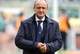 """""""Sampdoria"""" ir """"Chievo"""" klubai atleido savo trenerius"""