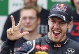 """Interviu su 2012 metų """"Formulės 1"""" čempionu S.Vetteliu"""