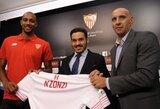 """Oficialu: """"Sevilla"""" klubas įsigijo """"Stoke City"""" saugą"""
