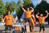 M.Brusokas triumfavo Baltijos galiūnų čempionate