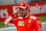 """S.Vettelis pasirašė kontraktą su """"Aston Martin"""", aiškėja jo uždarbis"""