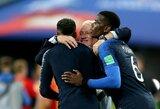 """D.Deschampsas: """"Prancūzija didžiuojasi pasaulio čempionate reprezentuodama Afriką"""""""