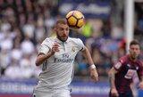 Septyni futbolininkai, kurie galėtų pakeisti K.Benzemą Madride