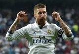 "S.Ramosas ragina ""Real"" klubą pasitempti"