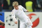 """F.Coentrao: """"Vieną dieną sugrįšiu į """"Benfica"""""""