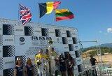 Portugalijoje – kylančios lietuvių kartingo žvaigždės triumfas