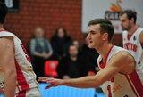 """Šakių """"Vytis"""" pradėjo pasirengimą sezonui – leis žaidėjams sezono metu žaisti 3x3 krepšinį"""