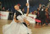Lietuvos šokėjai – tarptautinių varžybų Italijoje prizininkai ir finalininkai