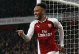 "P.E.Aubameyangas: ""Noriu tapti ""Arsenal"" legenda"""