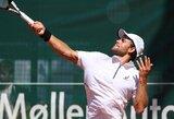 Liepą – tenisininkų kovos dėl Vilniaus teniso akademijos bei Prezidento taurių
