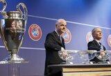 """Paaiškėjo """"Manchester United"""" ir """"Monaco"""" varžovai Čempionų lygos atrankoje"""