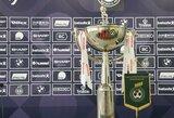 Ištraukti LFF taurės pusfinalio burtai