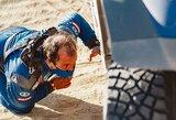 """Spėjimas iš V.Žalos stovyklos: """"Mechanikų laukia ilga naktis, bet Dakaras gali tęstis"""" (atnaujinta 20.39val.)"""
