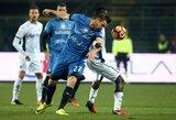 """Naujas """"Serie A"""" turas prasidėjo dramatiška pergale"""