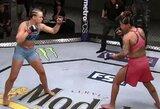 J.Stoliarenko pralaimėjimu teisėjų sprendimu baigė pasirodymą UFC organizuojamame realybės šou