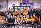 """LRF taurės finale – Kauno """"ACME–Žalgirio"""" triumfas"""