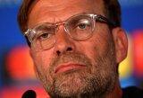 """J.Kloppas atmetė """"Amazon"""" pasiūlymą kurti dokumentinį filmą apie """"Liverpool"""""""