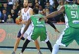 43 minutes žaidęs M.Gecevičius padėjo savo komandai švęsti įspūdingą pergalę po dviejų pratęsimų