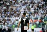 """Kitoks interviu su apie savo verslo imperiją galvojančiu C.Ronaldo: """"Nemėgstu būti antras ar trečias, visuomet noriu būti geriausias"""""""