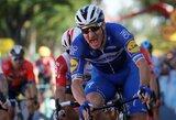 """Masiniame """"Tour de France"""" ketvirtojo etapo sprinte – E.Viviani pergalė"""