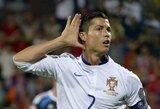 """C.Ronaldo ateityje gali tapti treneriu: """"Tikrai neatmetu tokios galimybės"""""""