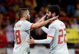 Pamatykite: Ispanijos rinktinė paskelbė sudėtį pasaulio čempionatui