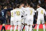 """""""Real"""" užtikrintai susitvarkė su """"Real Sociedad"""""""