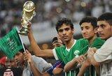 Rekonkista: Saudo Arabija masiškai siunčia žaidėjus į Ispaniją