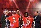 """TOP 10: brangiausi šios vasaros """"Bundesliga"""" pirkiniai"""