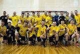EHF užkirto kelią Lietuvos rinktinei į pasaulio čempionatą, federacijos prezidentas – šoke