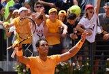 R.Nadalis ir N.Djokovičius – prestižinio turnyro pusfinalyje