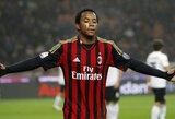 Robinho grįžta rungtyniauti į Braziliją