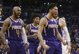 """""""Clippers"""" pirmąją nesėkmę patyrė prieš """"Suns"""""""