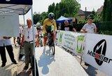 "A.Gedraitytė – ""European Junior Cycling Tour"" prizininkė"