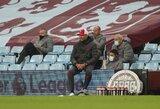 """J.Kloppas po žeminančio pralaimėjimo prieš """"Aston Villa"""" išsiuntė auklėtiniams ilgą žinutę"""
