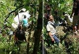 Tragedija Peru: jaunimo komandos autobusui nugarmėjus į prarają žuvo mažiausiai septyni paaugliai