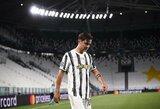 """""""Juventus"""" nesiseka derybose dėl P.Dybala sutarties pratęsimo: žaidėjas išsakė finansinius lūkesčius"""