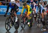 E.Župerkaitė pasaulio jaunių dviračių treko čempionate – 8-a