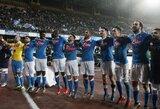 """""""Napoli"""" toliau lipa ant kulnų """"Inter"""" klubui"""