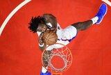 """Agento neturintis D.Jordanas kalbasi su """"Clippers"""" dėl naujo kontrakto"""