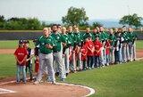 Lietuvos vyrų beisbolo rinktinė išplėšė pergalę pirmose Europos B diviziono čempionato rungtynėse