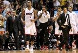 """NBA reitingas: po metų be L.Jameso """"Heat"""" – vėl galinga jėga"""