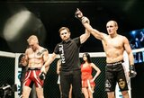 """S.Grečicho atleistas iš """"Bellator"""" MMA"""