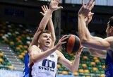 """R.Giedraitis debiutiniame """"Baskonia"""" mače tapo rezultatyviausiu žaidėju"""