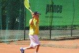 Lietuvos jaunių čempionatuose niekas nepralenkė Šiaulių teniso mokyklos auklėtinių